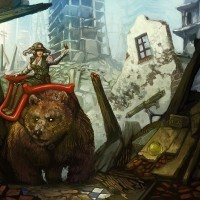 Bear Druid