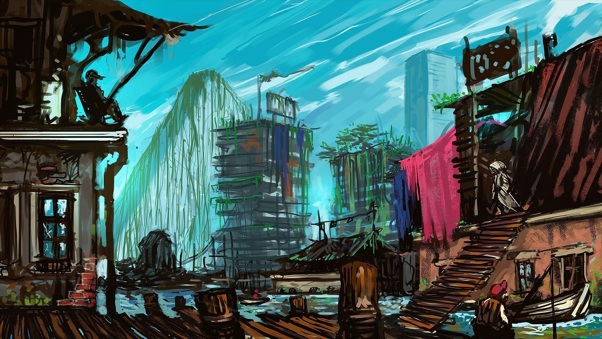 TK Games - Miasto