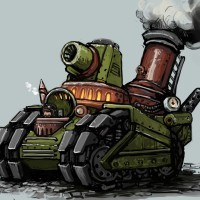 TK Games - Steampunkowa maszna