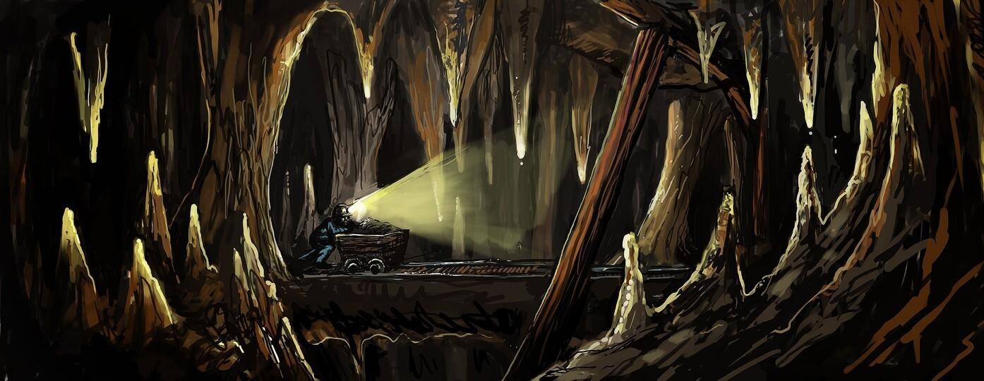 Jaskinia II