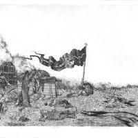 Bitwa pod wieprzem 4 - Akwaforta