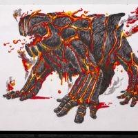 magmowa bestia