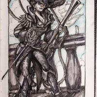 Streampunk Pirate