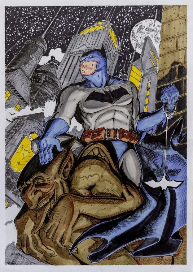 Batman poprawki